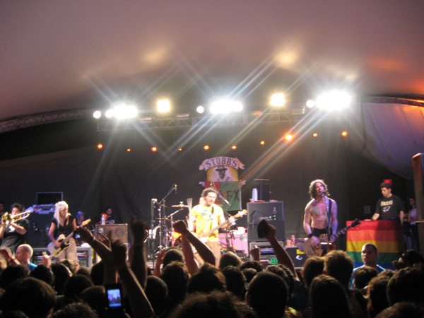 NOFX at Stubb's in Austin, TX