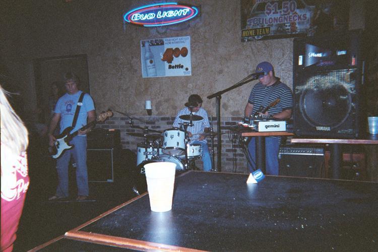 Darth Vato at Fat Harry's (Fort Worth, TX)